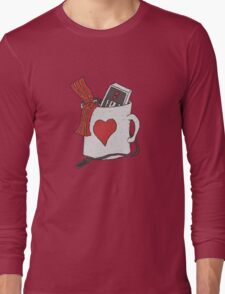 Cup O Luv Long Sleeve T-Shirt