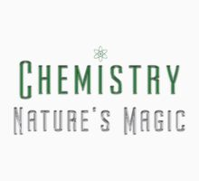 Chemistry Nature's Magic - Green by Sarah  Eldred