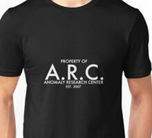 Property of A.R.C. (White Version) Unisex T-Shirt
