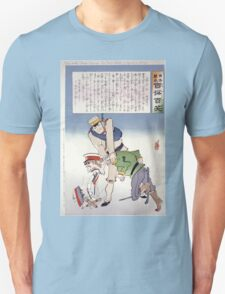 Japan makes Russia disgorge her brave threats of days before the war 001 T-Shirt