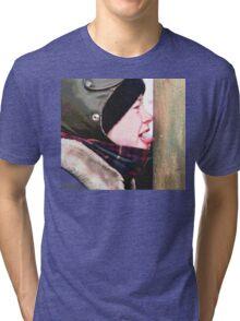 Stuck, Stuck, Stuuuck! Tri-blend T-Shirt