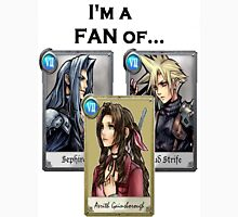 DISSIDIA 012 REPORTS - 'I'm A Fan Of...' Unisex T-Shirt