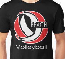 Beach Volleyball Dark Unisex T-Shirt