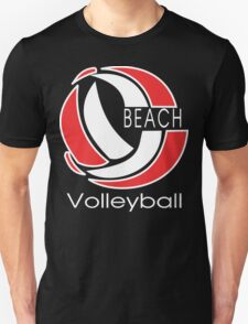 Beach Volleyball Dark T-Shirt