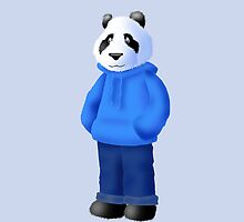 Panda Bear by jkartlife