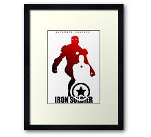 Iron Soldier Framed Print