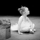 Rehersals 9 - Young Ballerina by Normf