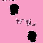 Be the Sam to my Dean Valentine by youremybrother