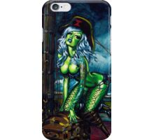 Tell No Tails By BigToe iPhone Case/Skin