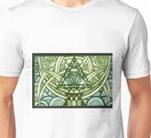 Pyramid of Earth Unisex T-Shirt