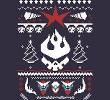 An Ugly Gurren Lagann Christmas Sweater  Long Sleeve T-Shirt