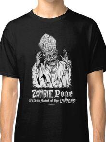 Zombie Pope Classic T-Shirt