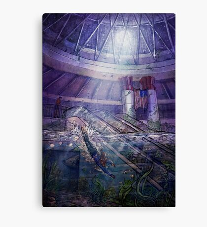South Station Canvas Print