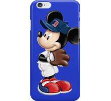 MickeySox iPhone Case/Skin