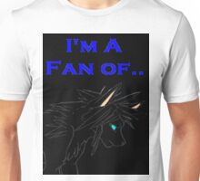 Wolf Prince Audiobook - I'm A Fan Of... (Black) Unisex T-Shirt
