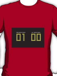 Big Harbaugh 1-Little Harbaugh 0 T-Shirt