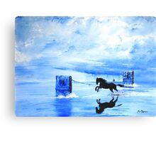 WAR HORSE Canvas Print