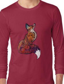 Space Fox Long Sleeve T-Shirt
