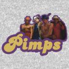 JD & Turk as pimps by Bila