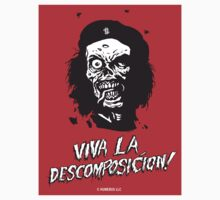 VIVA LA DESCOMPOSICION! Sticker by Humerus