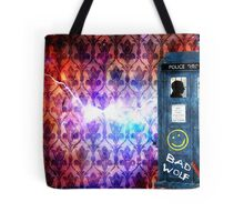 Consulting Time Lord Tote Bag