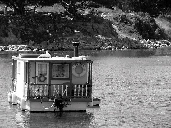 """"""" My Little Boat House """" by Gail Jones"""