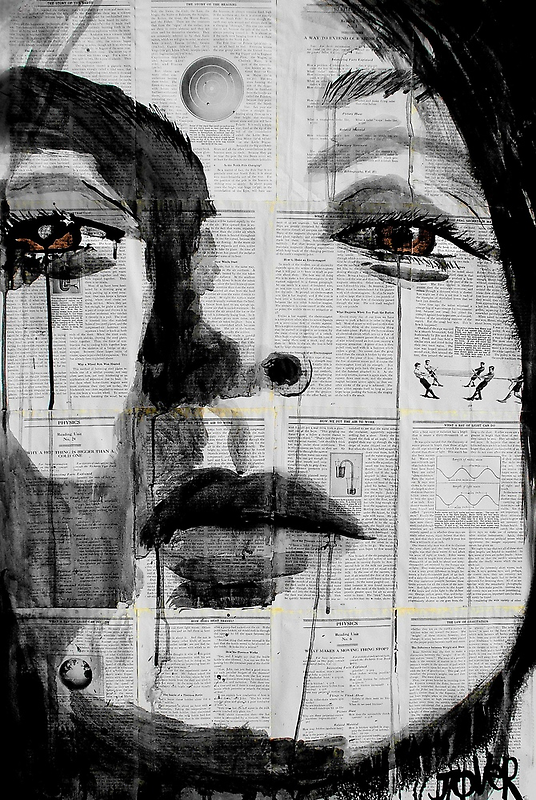 ode by Loui  Jover