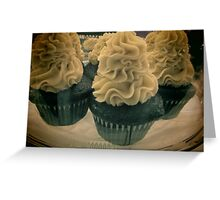 cup cakes Greeting Card