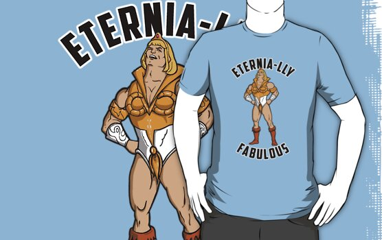 SHE-MAN: Eternia-lly Fabulous by cubik