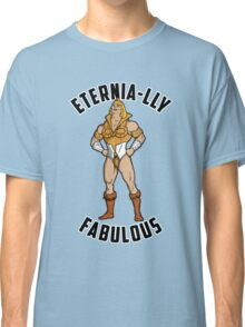 SHE-MAN: Eternia-lly Fabulous Classic T-Shirt