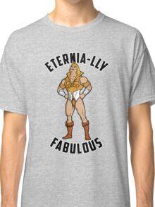 SHE-MAN: Eternia-lly Fabulous Classic T-Shirt