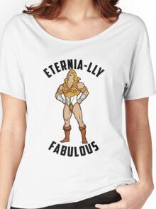 SHE-MAN: Eternia-lly Fabulous Women's Relaxed Fit T-Shirt
