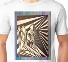 Always Look Thrice... Unisex T-Shirt