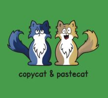 Copycat & Patecat by Stephanie O'Gay Garcia