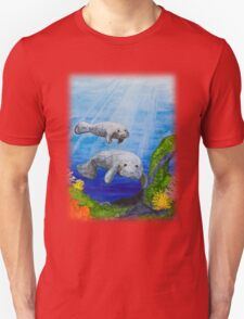 Sea Manatees  T-Shirt
