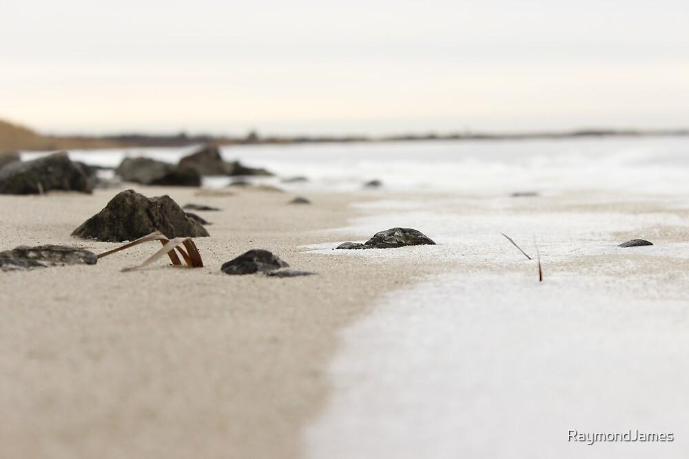 Sand and Snow by RaymondJames
