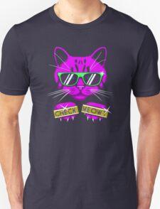 Check Meowt Knuckles T-Shirt