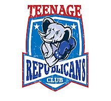Teenage republicans Photographic Print