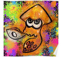 Splatoon - I've Got an Inkling Poster