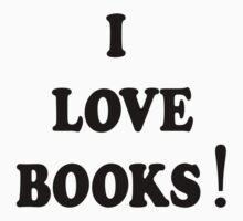 I love books by TeasandMore