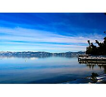 Tahoe Layers Photographic Print