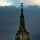 Empire State Building Punches Through... by out-art