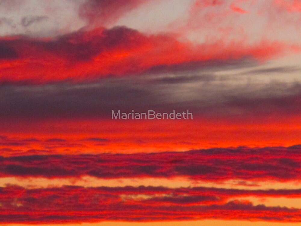 Feel the heat by MarianBendeth