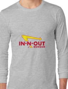 In N Out Burger Long Sleeve T-Shirt