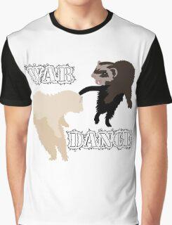 Ferrets War Dance Graphic T-Shirt