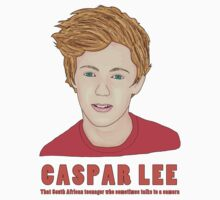 Caspar Lee Shirt by syrensymphony