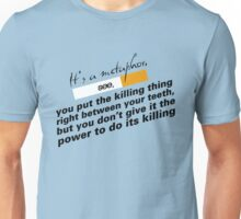 The Fault in Our Stars | It's a Metaphor Unisex T-Shirt