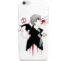 BBC Sherlock - The Reichenbach Fall iPhone Case/Skin
