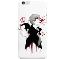 BBC Sherlock - The Reichenbach Fall iPhone Case/Skin