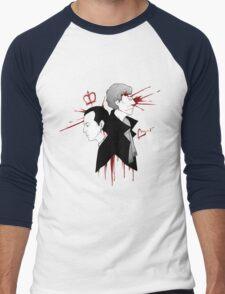 BBC Sherlock - The Reichenbach Fall Men's Baseball ¾ T-Shirt
